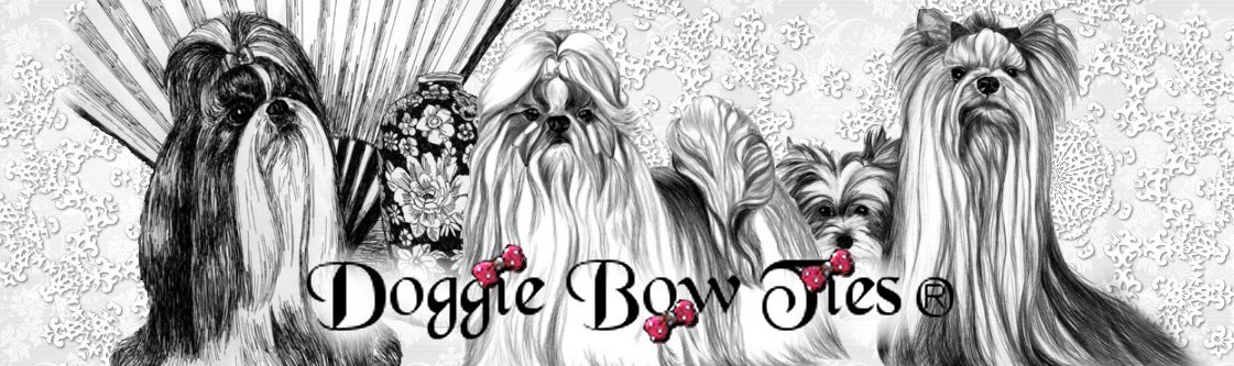 Doggie Bow Ties Header