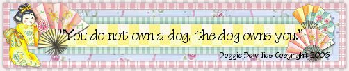 Doggie Bow Ties Petline Dog Bows