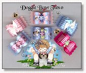 Dog Bows Full Size-Baby Cakes
