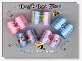 Dog Bows Full Size-Busy Bee