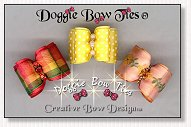 Dog Bows Full Size-Dee-Lightful