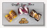 Dog Bows Full Size-Wild Thing, furry animal prints